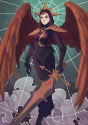 Iron Inquisitor by 96Sorahime