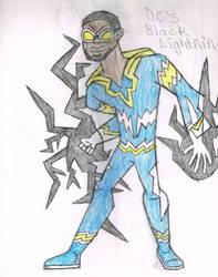 DC's Black Lightning by LawfulStudios9646