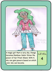 Honga's Pow Card by LawfulStudios9646