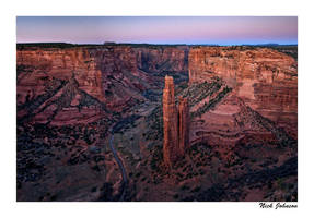 Canyon de Chelly by collectiveone