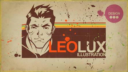 Networks Header Design by LeoluxArt