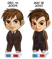 10th Doctor: Improvement by alamedyang