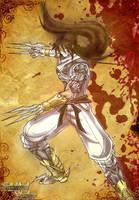 Ryu Hayabusa Sigma by EnlightendShadow