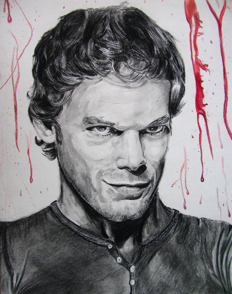 Dexter Morgan by Jaxene