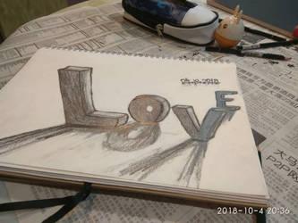 Pencil Sketch 78 by PauYee