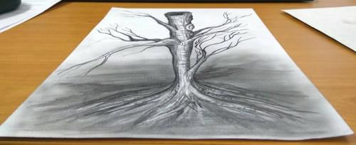 Pencil Sketch 79 by PauYee