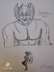 Pencil Sketch 81 by PauYee