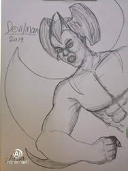 Pencil Sketch 82 by PauYee