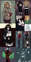Vampires Gallore! by Syrae-Universe