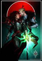 DAI Inquisitor-Cullen by YamaOrce