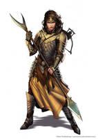 Pathfinder-Palace Guard by YamaOrce