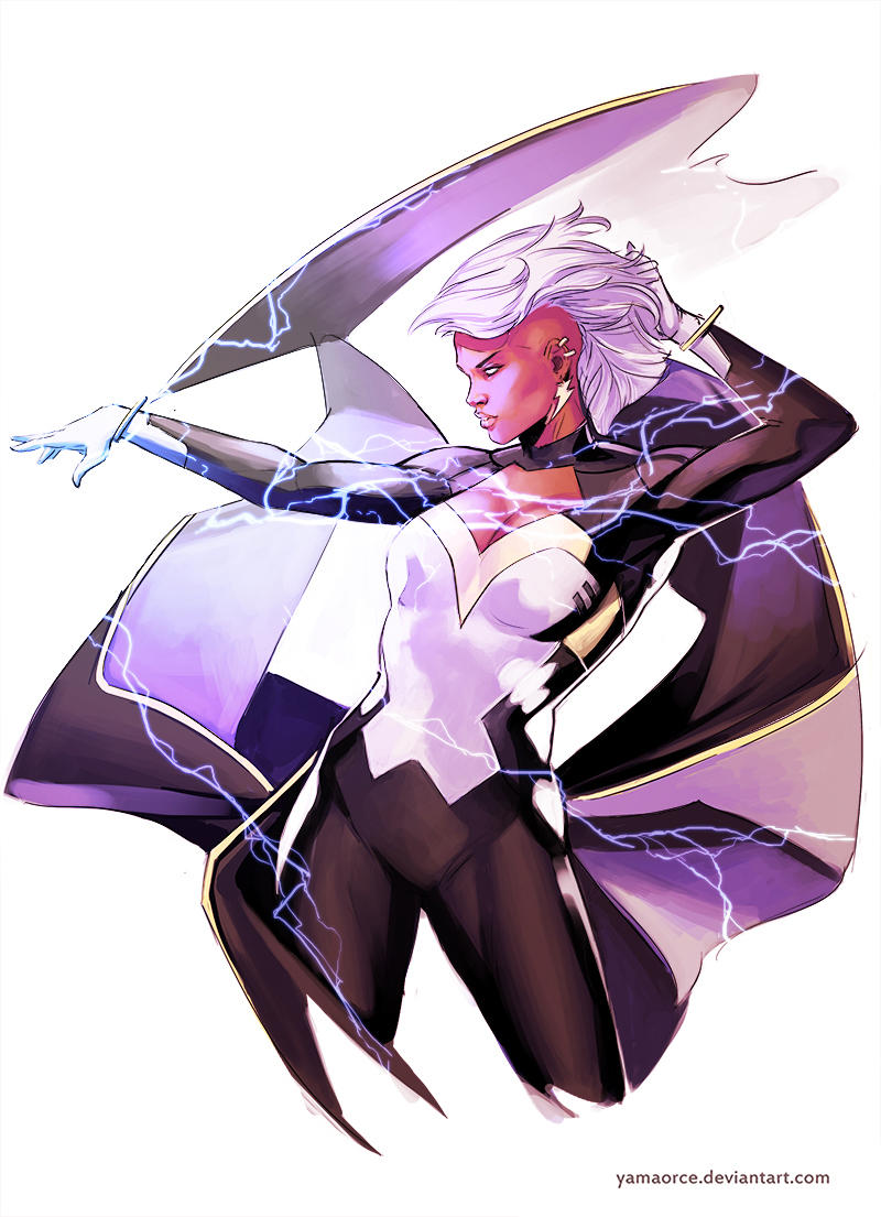 Storm by YamaOrce