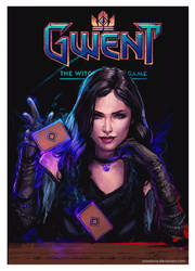 Gwent-Yen by YamaOrce