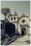 Carmelite mission by LeGreg
