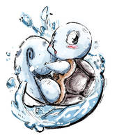 BabySquirtle by Willian92