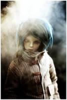 In the last light, I am blind. by Vissepopje