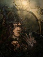 Atropa Belladonna by Madink-art