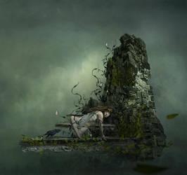Sleep paralysis by Madink2000