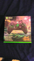 Sea of Thieves Xbox Controller by StarPony22