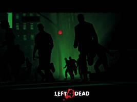 Left 4 Dead Wallpaper by UFO-etc