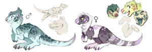 Ruffraptors by dexikon