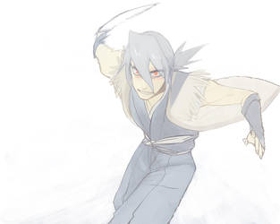Sword of the Stranger by ketayama