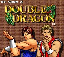 double dragon by crowbrandon
