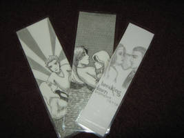 twilight series - BOOKMARKERS by Griselibiris