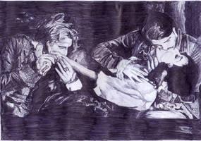 Vampire by Griselibiris