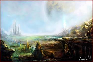 Landscape by rambled
