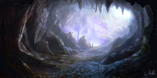 Ravagers Cave by rambled