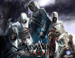 Assassin's Creed Tribute by Rarthus