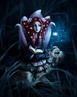 Thumbelina by Ksenos-ks