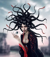 Beauty but the Beast by Ksenos-ks