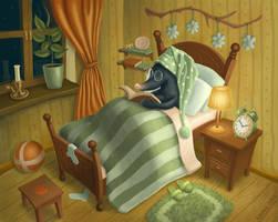 A bedtime story by Ksenos-ks