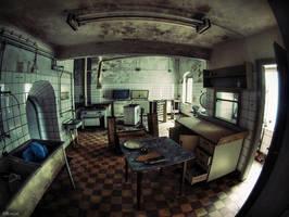 Kitchen by Alaisyn