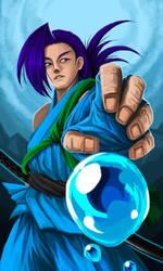 Sogetsu Kazama by Naheht