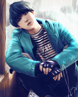 Happy Suga Day!! by LahArts