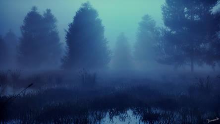 Sumpfgebiet by Bonvanello