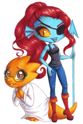 Monster Love by Forunth
