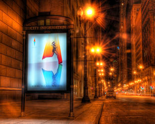 Chicago Olympics 2016poster II by spudart