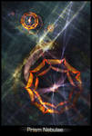 Prism Nebulae by OutsideFate