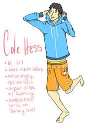 cole ref by inu-ears