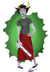 Kanaya - bloody version by inu-ears