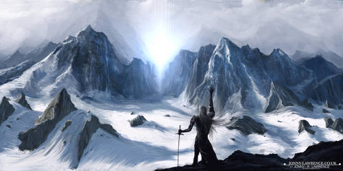 Sephiroth by Jonny-R-Lawrence