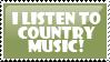 Country Music by RainbowRESOURCE