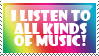 I Listen To Them All by RainbowRESOURCE