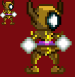Yellow Alloy sprite by DMN666
