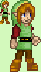 Mah Boi,CD-I Link Sprite by DMN666