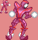Red Alloy Sprite by DMN666
